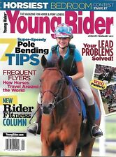 Young Rider Magazine Pole Bending Tips Rider Fitness Global Travel Lead Problems