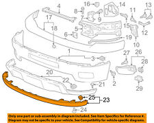 Chevrolet GM OEM 11-14 Silverado 2500 HD FRONT BUMPER-Lower Extension 20845670