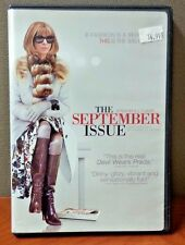 The September Issue (2008) - DVD   LIKE NEW