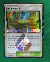 Life Forest 180/214 Holo Rare Prism Star Pokemon Card TCG Lost Thunder NM