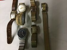 Vintage Watches And A Seiko