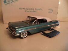 Danbury Mint Chevrolet Impala Convertible 1959 In Box