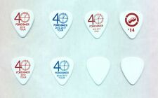 Foreigner - Mick Jones Misprint Guitar Picks Various Years