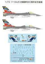 "WANDD Studio 1/72 F-16 R.O.C. (Taiwan) AF ""80th Anniversary of 814 Air Combat"""