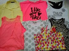 NEW USED FASHION NICE 40x BODEN M&S FC BUNDLE GIRL CLOTHES 12/13 YRS 13/14+Y (7)