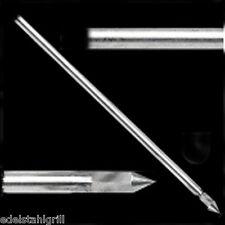 Edelstahl Grillspiess 70 cm Grillspieß