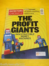 INVESTORS CHRONICLE - INDESTRUCTIBLE MONEY MACHINES - JUNE 20 2003