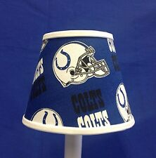 Indianapolis Colts & all Football  Teams Chandelier / Electric candle lampshade