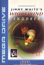 ## SEGA Mega Drive - Whirlwind Snooker - TOP / MD Spiel ##