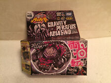 Takara Tomy Beyblade BB80 Gravity Perseus Metal Fusion Battle Top Starter