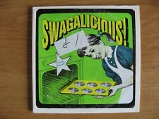 Various – Swagalicious! –  CD, Promo Compilation – Geffen Records – PRO-CD-1035