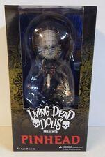 MEZCO Living Dead Dolls Pinhead Hellraiser III Hell On Earth MIB! Unopened!!