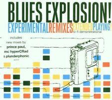 The Jon Spencer Blues Explosion Experimental Remixes