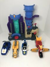 Vintage To Modern vehicle & Playset lot Mighty Morphin' Power Rangers Bandai