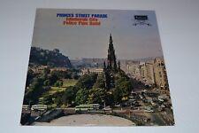 Princes Street Parade~Edinburgh City Police Pipe Band~UK IMPORT~Inner Sleeve