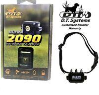 Small Dog Bark Collar Ultra 2090 Min-E DT Systems