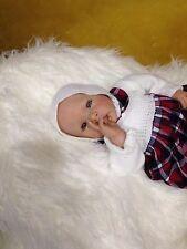 """RINATO BABY mama doll """"Anna"""" realistico NEONATO realistici"""