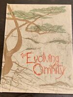 The Evolving Omnity 1981 Gwen Frostic Block Prints Poetry Presscraft Papers