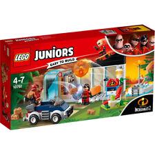 LEGO Juniors Les Incredibles 2 la grande maison Escape 10761 NEUF