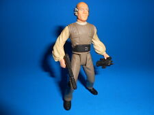 Star Wars 1998 Potf Vintage Style Lobot Cloud City Cyborg ~ Blaster/Transmitter