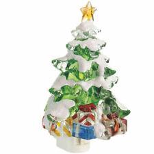 Christmas Tree Acrylic Night Light 673164 6 Inches