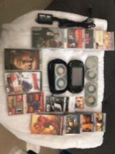 Sony PSP 1000 Value Pack Black Handheld System (PSP-1001K)