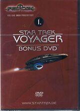Star Trek Voyager Bonus DVD 1 FedCon Neu OVP Sealed
