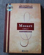 Mozart, époque classique - coffret 1 , 10 CD
