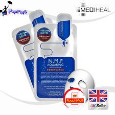 2 piezas mediheal clínica N.m. F aquaring AMPOULE Máscara Pack Hojas (2 hojas)