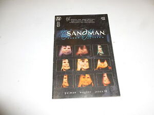 SANDMAN Comic - No 25 - Date 04/1991 - DC Comics