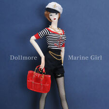 """Dollmore   16"""" doll clothes outfits Fashion Doll Size : Marine Girl Set"""