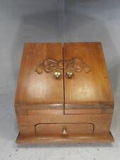 Desktop Stationery Cabinet , Writing Box   ref 4217