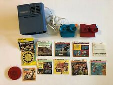 GAF View-Master Vintage Collection Viewmaster Projector 11 Stories Disney & More