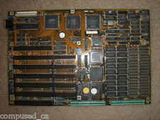 386-16SX 2MB DRAM SX BIOS CHIPS Chipset SIPP - RARE - Motherboard 8 Bit vintage