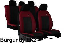Ford Ranger Mk5 2012-2018 Eco Cuero Fundas de los asientos a medida hecho a la medida