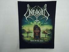 UNLEASHED DAWN OF THE NINE BACK PATCH