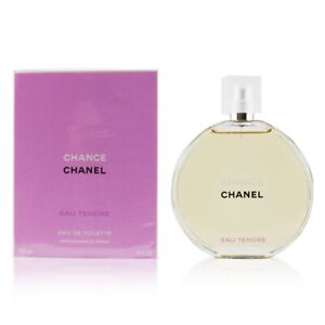 NEW Chanel Chance Eau Tendre EDT Spray 150ml Perfume