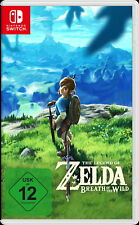 Wilde Zelda-Breath of the of The Legend PC - & Videospiele für den Nintendo ohne Angebotspaket