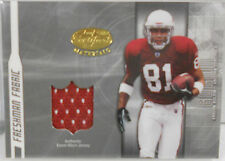 2003 Leaf Certified Materials Anquan Boldin SP FF Rookie Jersey # 191 / 1250