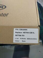 593572-001 HSTNN-CB1A 587706-751 BQ350AA Battery for HP 5200mah