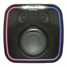 Sony SRS-XB501G Wireless Water Resistant Speaker NFC Bluetooth - Black UK