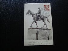 FRANCE - carte postale 1943 (marechal foch) (cy54) french