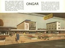 CHIPPING ONGAR. Proposed postwar High Street development. ABERCROMBIE 1944