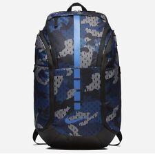 7b187f6fb212 NWT Nike Hoops Elite Pro Basketball Backpack Blue Black Signal Blue  BA5555-431
