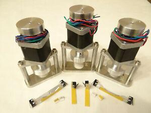 Proxxon MF70 Kit umbau auf CNC mit NEMA17 Schrittmotoren+Ref-Endschalt Kit
