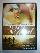 A Place in the Heart DVD Christian drama romance movie Kevin Sorbo Shelley Long