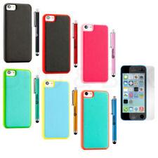 Fundas mate de color principal multicolor para teléfonos móviles y PDAs