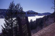 KODACHROME 35mm Slide Utah Navajo Lake Near Cedar Breaks National Monument 1968!