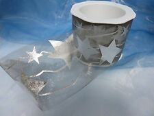 Weihnachten * Geschenke verpacken * Schleifenband * 20 m * 1830791 * Sterne