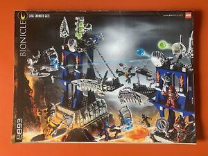 Notice LEGO 8893 - Bionicle
